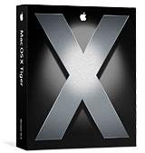 "MacOS X 10.4 ""Tiger"""